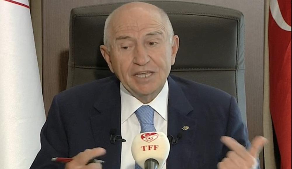 Özdemir'in 'şike' açıklaması son damla oldu