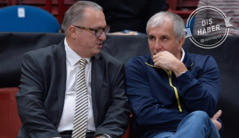 Fenerbahçe Beko'dan Obradovic, Kalinic ve Datome açıklaması