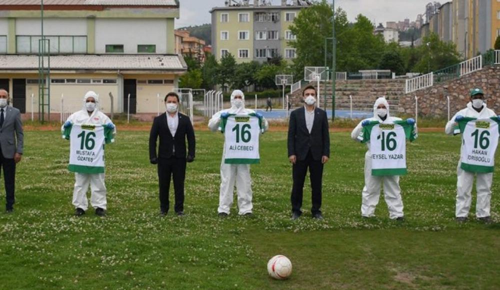 Bursaspor, hazırlıklara başladı