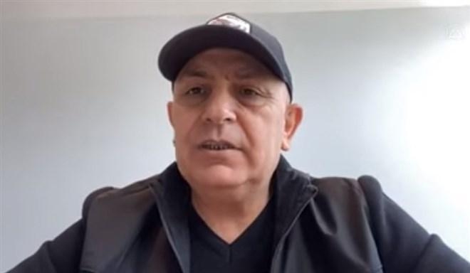 "Süleyman Hurma: ""11'e 11 futbol oynamak, markete gitmekten daha az tehlikeli"""