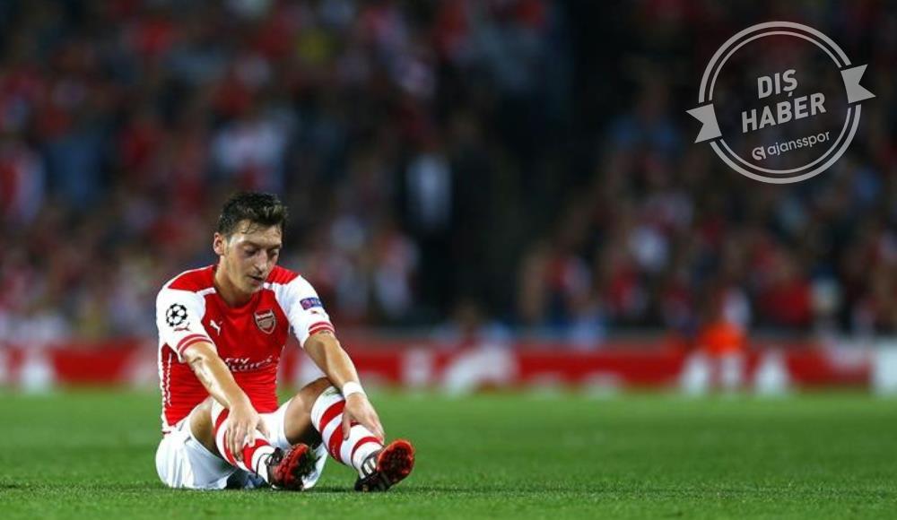 Mesut Özil için flaş iddia