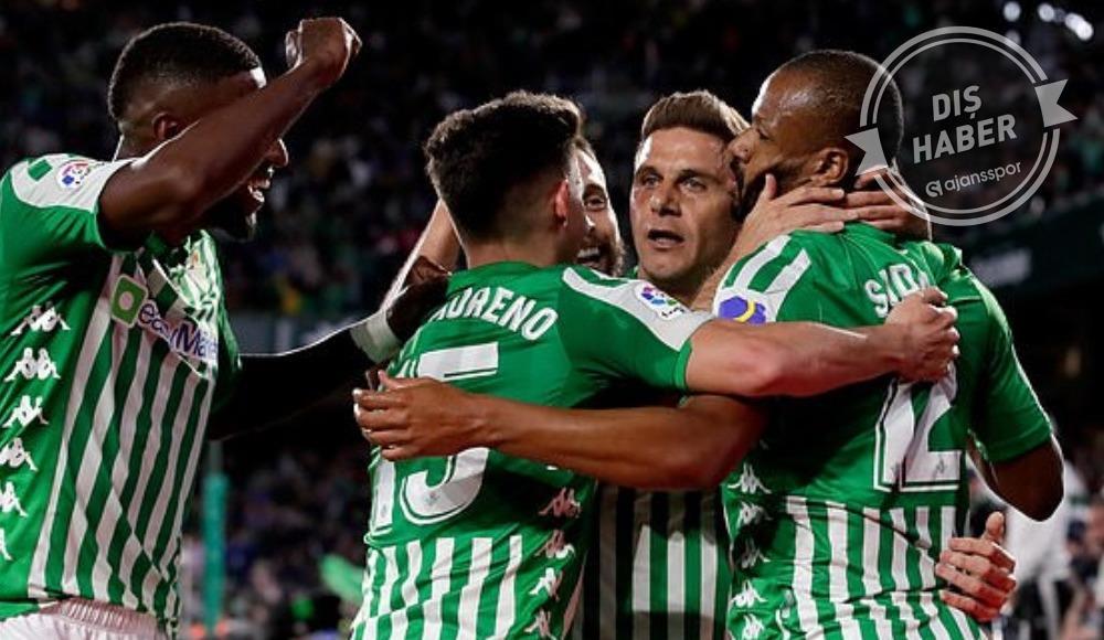 Real Betis'te koronavirüs vakası! 3 oyuncu birden...