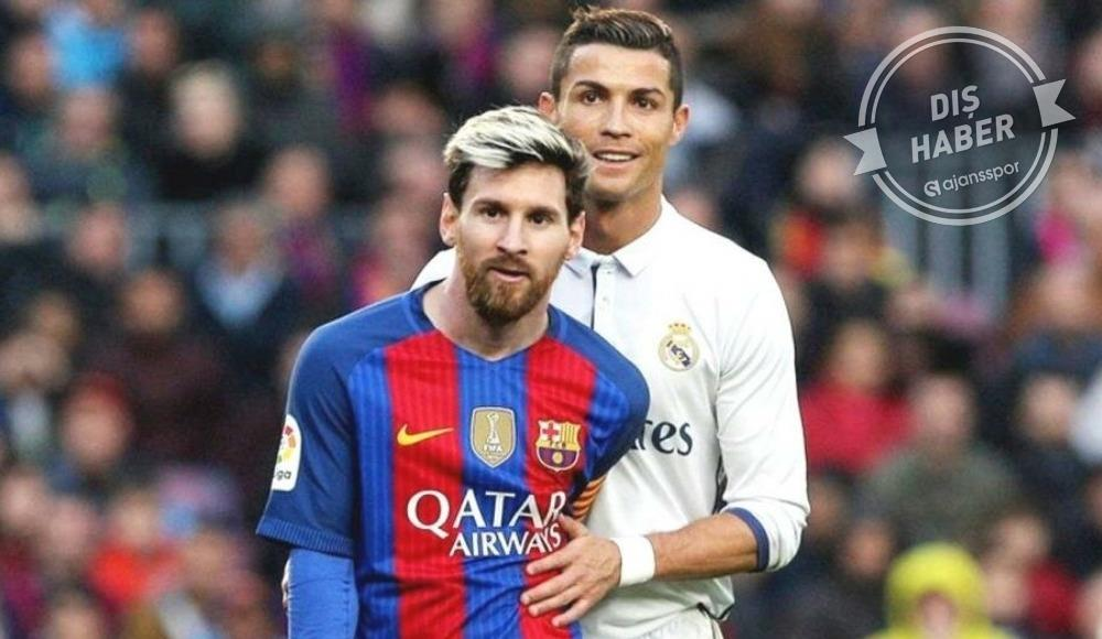 """Messi ve Ronaldo'nun sonu geldi!"""