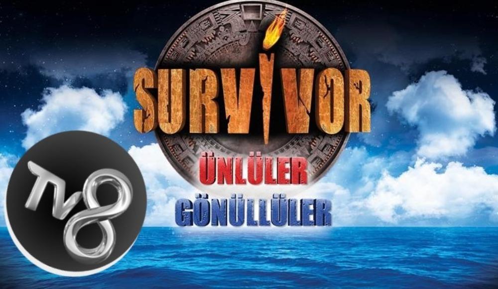 Survivor canlı izle | 72. bölüm canlı yayın | TV8 naklen seyret