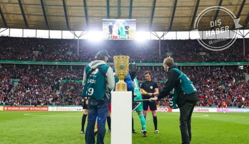 İşte Almanya Kupası final tarihi!