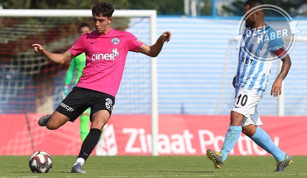 Kasımpaşalı genç futbolcuya Portekiz'den sürpriz talip