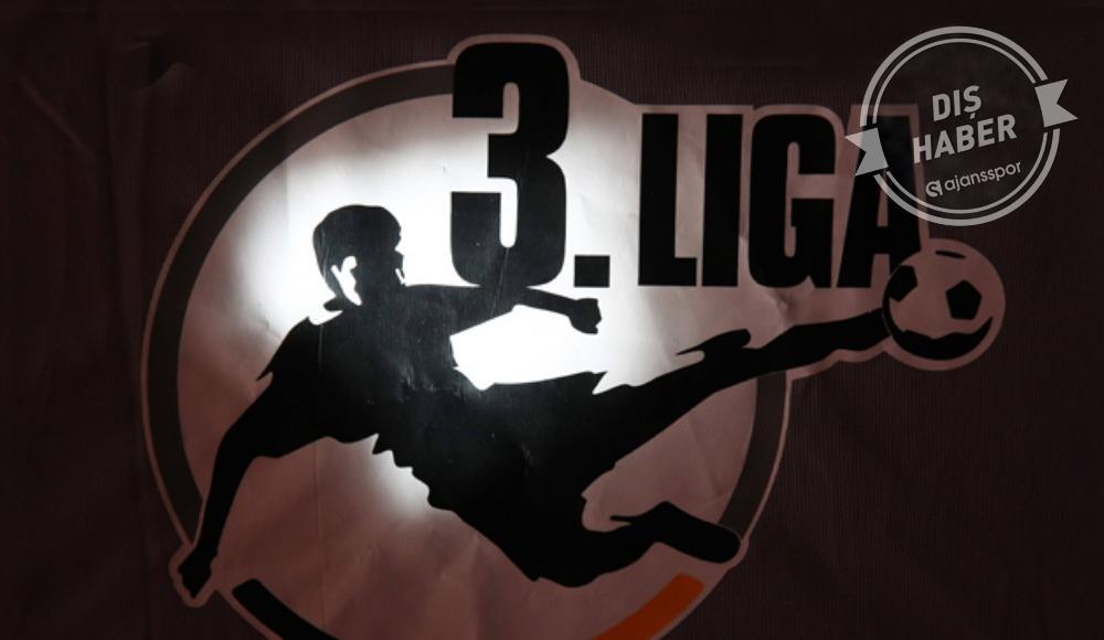 Almanya Kupası ve 3. Lig'de de devam kararı