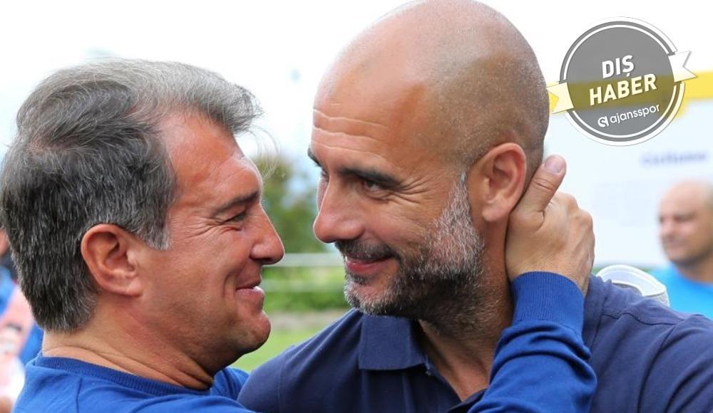 Laporta seçim için büyük oynuyor! Pep Guardiola...