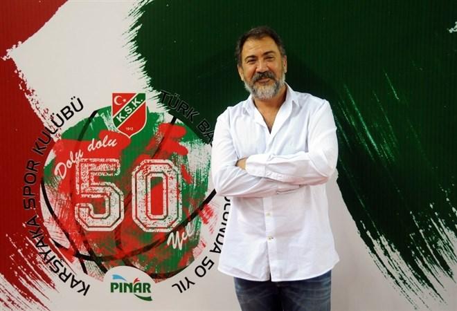 """Turgay Büyükkarcı: """"TBF'nin kararını destekliyor ve saygı duyuyoruz"""""""