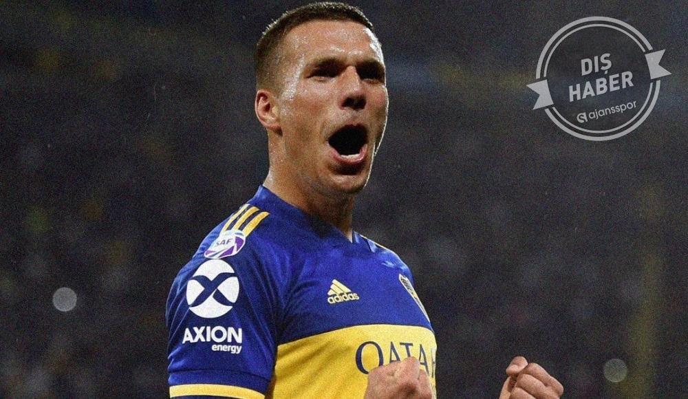 Antalyaspor'un yıldızı Podolski paylaşılamıyor