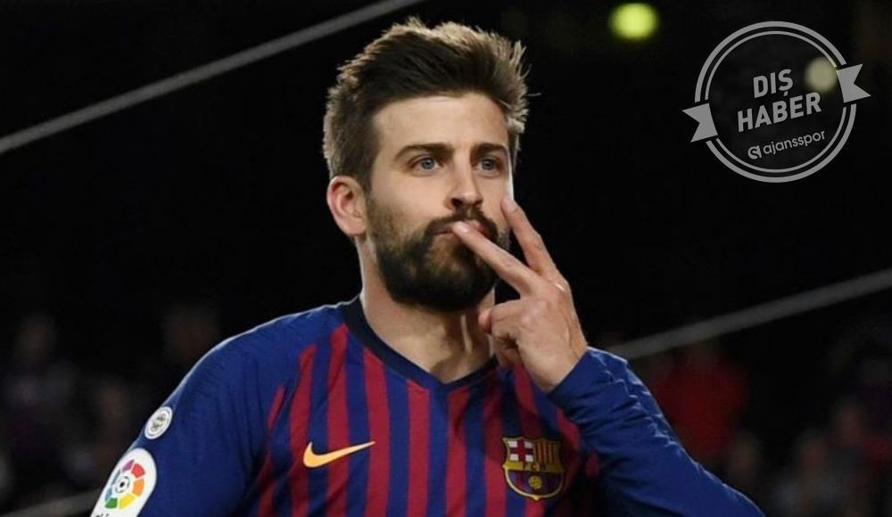Pique, La Liga yönetimini eleştirdi!