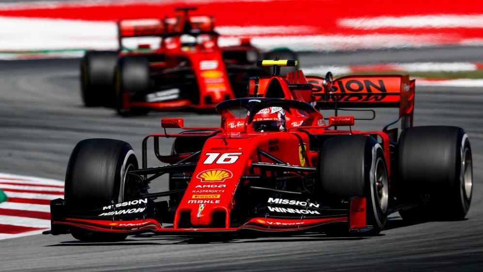 Ferrari, Rusya Grand Prix'sinde değişiklik yapacak