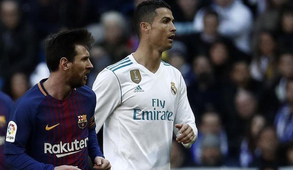Klopp'tan Messi ve Ronaldo kıyaslaması