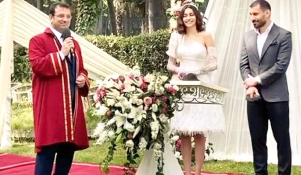 Şener Özbayraklı evlendi