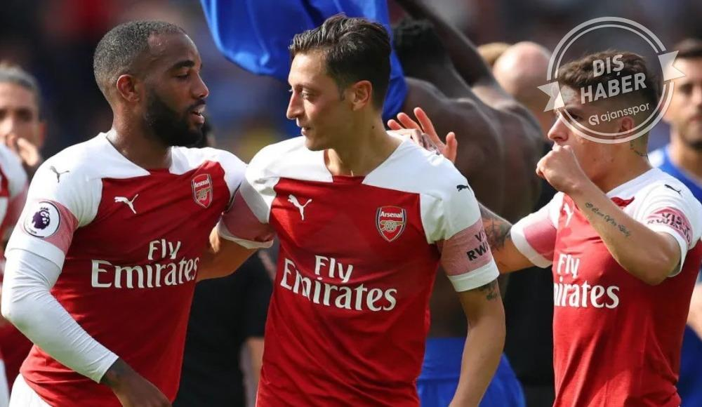"""""""Arsenal'den ayrılmak istiyor!"""""""