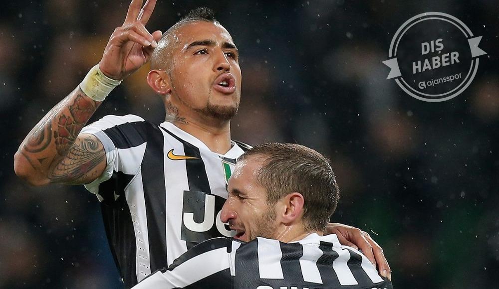 """Chiellini'den bir itiraf daha: """"Arturo Vidal..."""""""