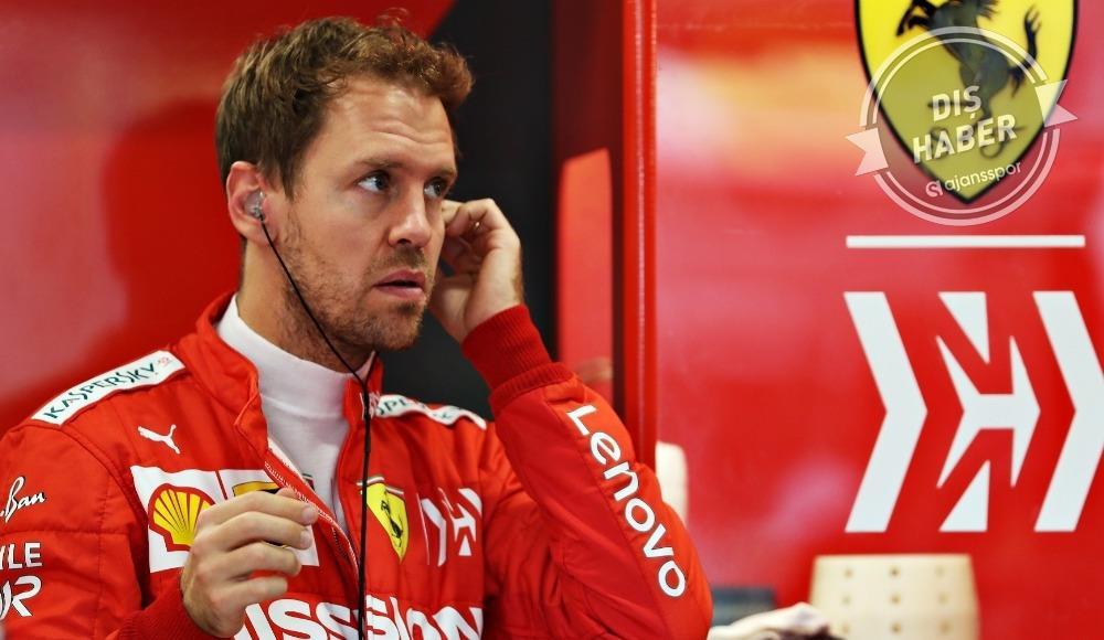 Sebastian Vettel'in ayrılığı Formula 1'e yaramadı!