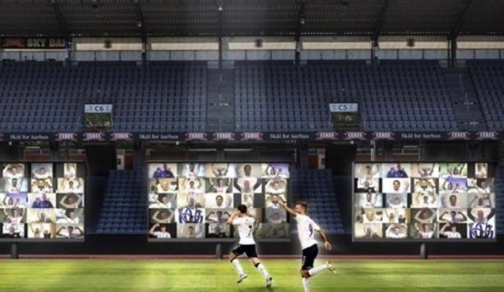 Danimarka'da maçlar seyircili oynanacak! Nasıl mı?