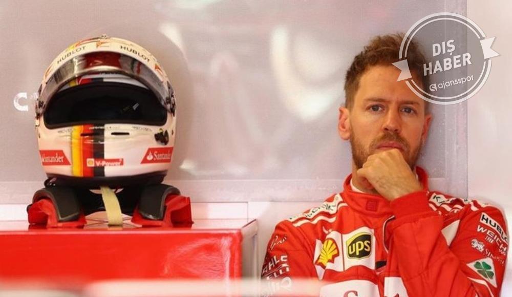 Vettel'e Formula 1'den talip var!