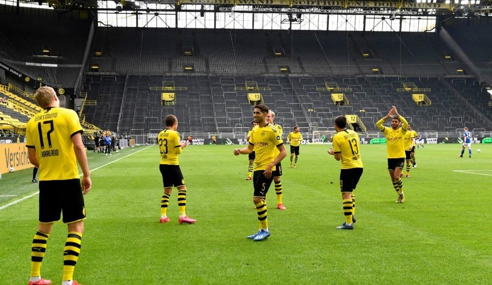 Derbide Dortmund farkı