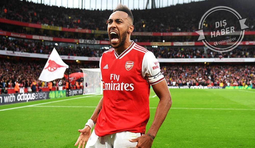 Arsenal, Aubameyang'ın alternatifini belirledi!