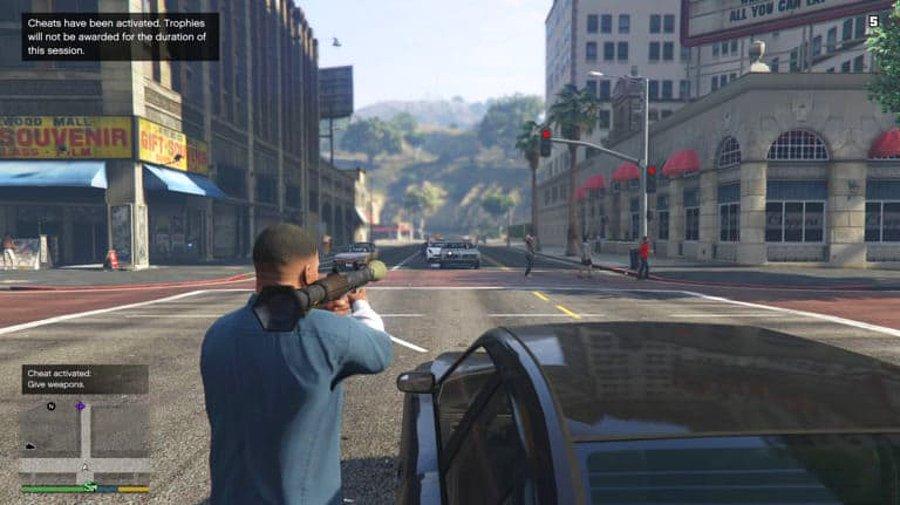 Epic Games Store, GTA 5 Hileleri: PC, PS4, Xbox Grand Theft Auto V ...