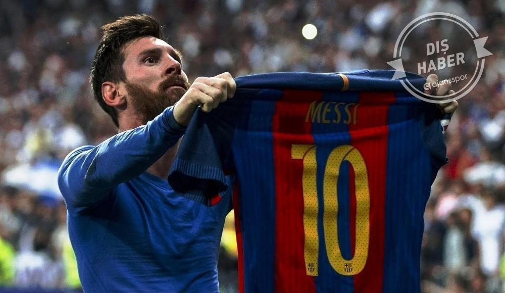 """Messi'yi transfer edebilirdim!"""