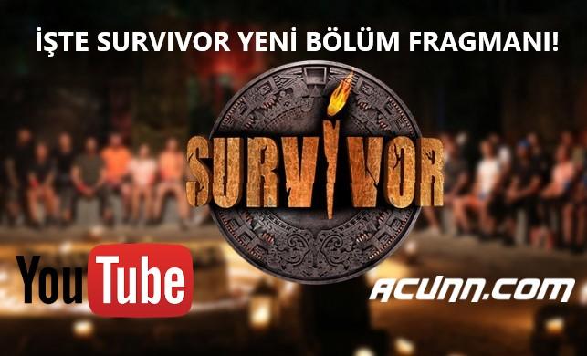 İşte Survivor yeni bölüm fragmanı! Flaş görüntüler...