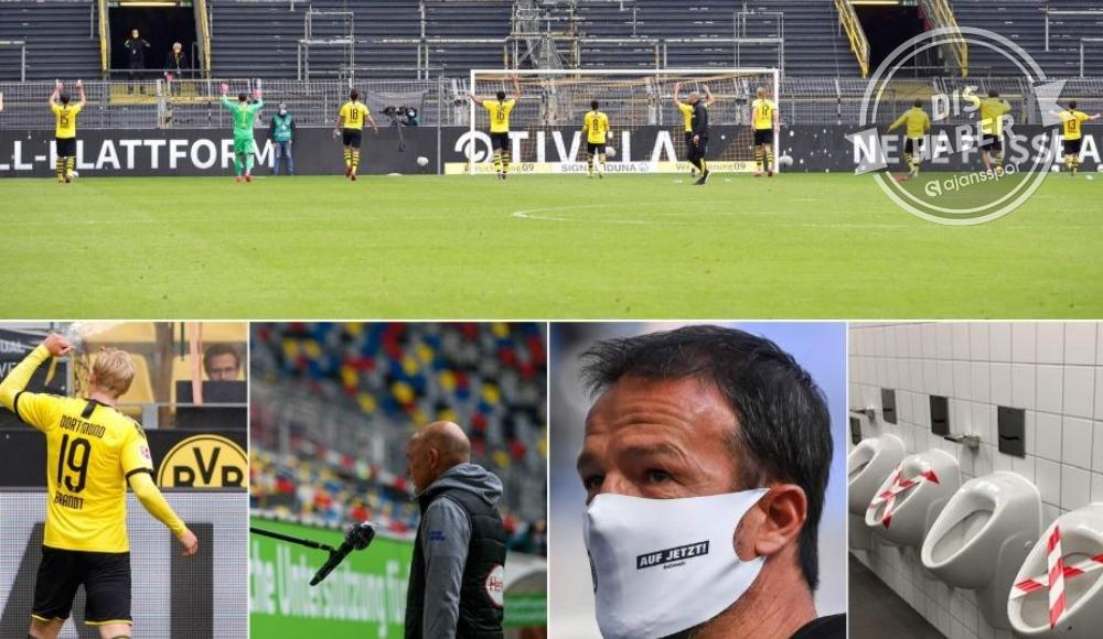 Dünya basınında Bundesliga manşetleri!