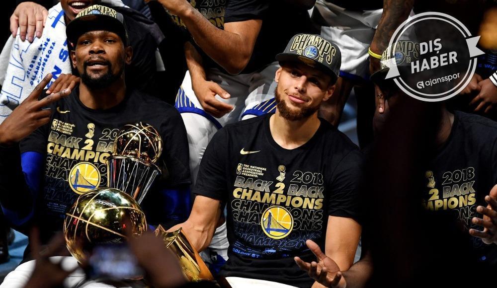"""""""Durant ile yaşadığımız ikinci şampiyonluk zevkli değildi"""""""