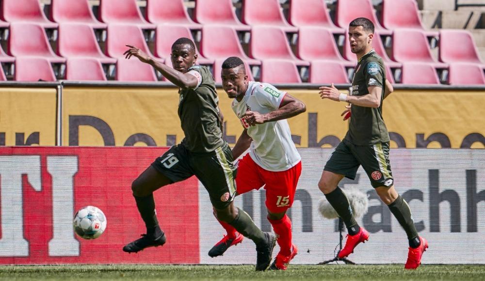 Mainz 05 pes etmedi!