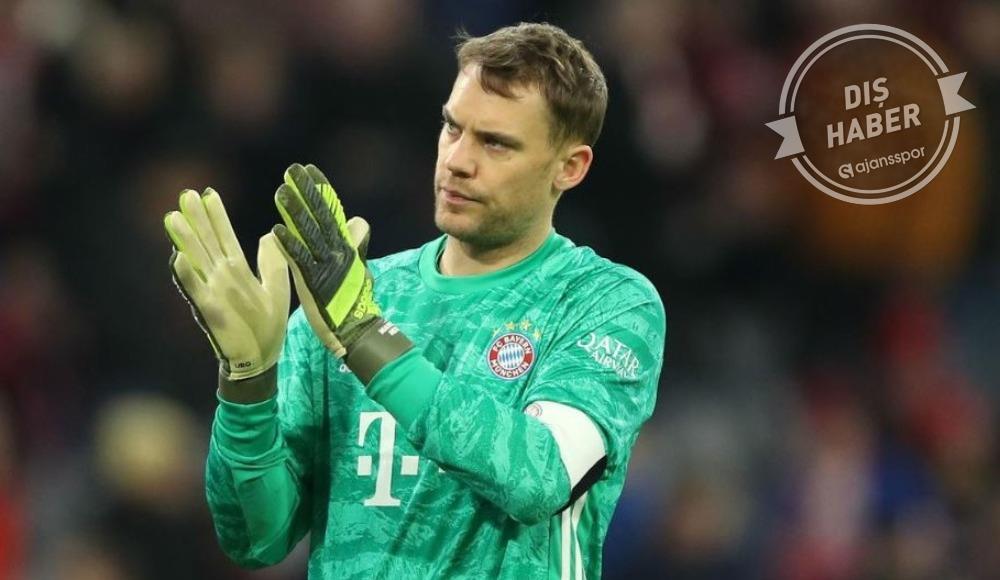 Bayern Münih'ten Neuer açıklaması!