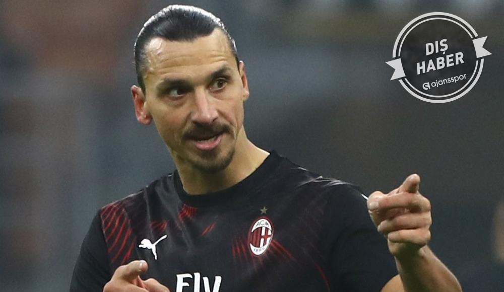 """""""Ibrahimovic, Milan'da kalmayacak"""""""