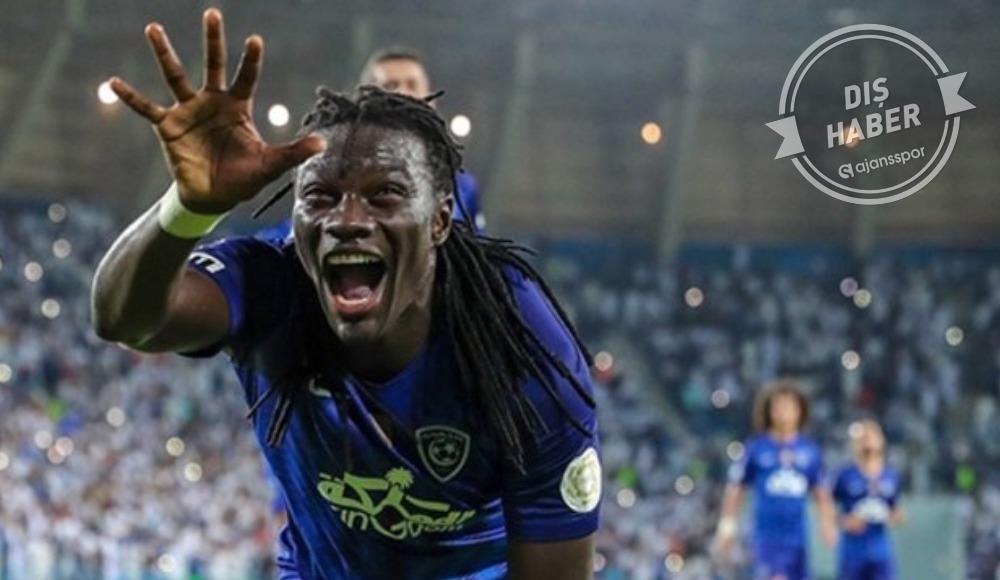 Bafetimbi Gomis'ten transfer ve Süper Lig açıklaması
