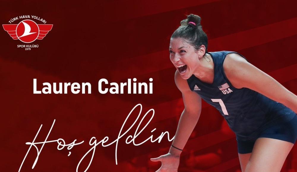 Türk Hava Yolları Kadın Voleybol Takımı'nda transfer