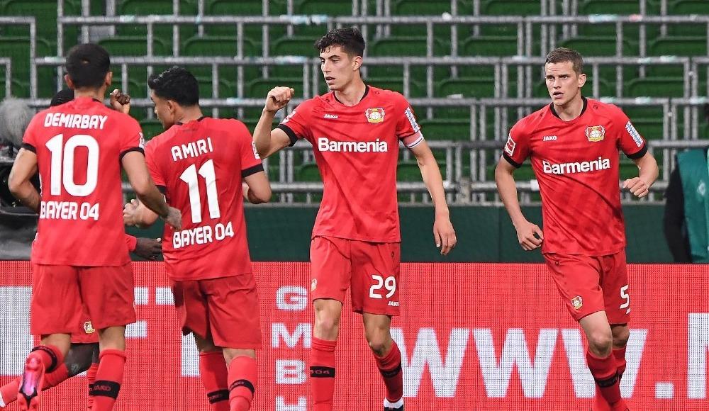 Leverkusen dörtleyerek başladı!