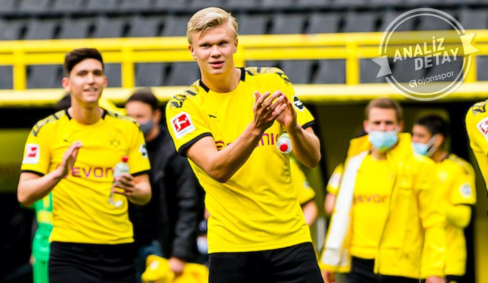 Bir tek Dortmund eve kayıpsız dönebildi