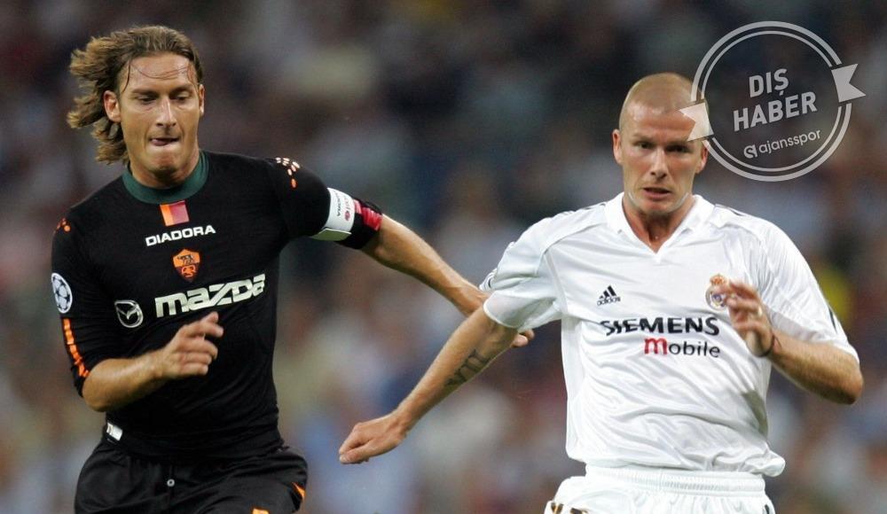"Francesco Totti: ""Real Madrid'e transfer olacaktım"""