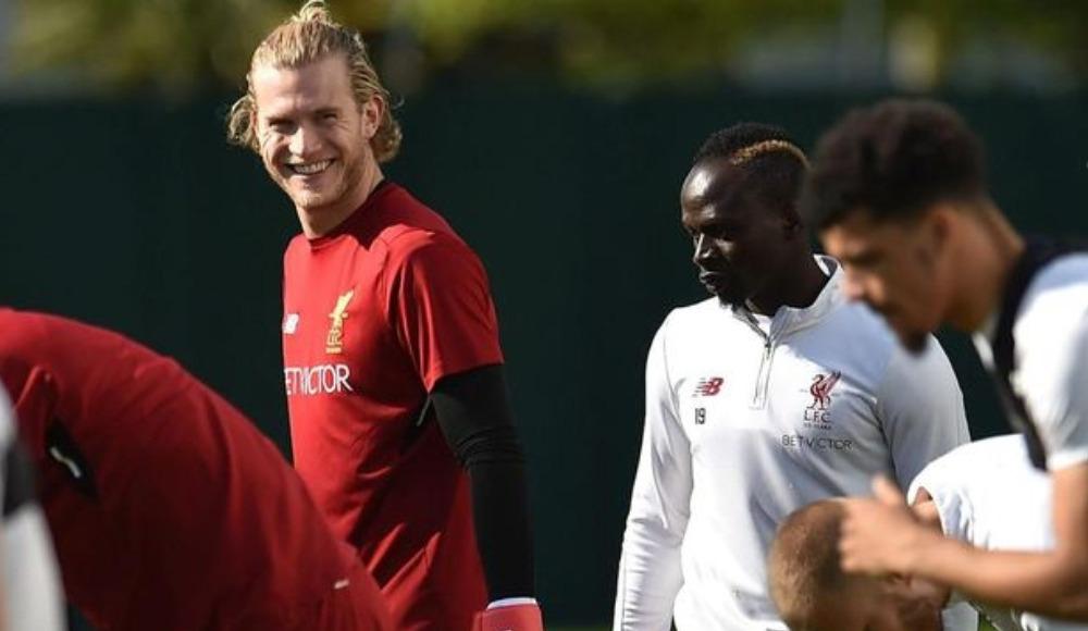 Loris Karius, Liverpool'da takımla çalışamayacak