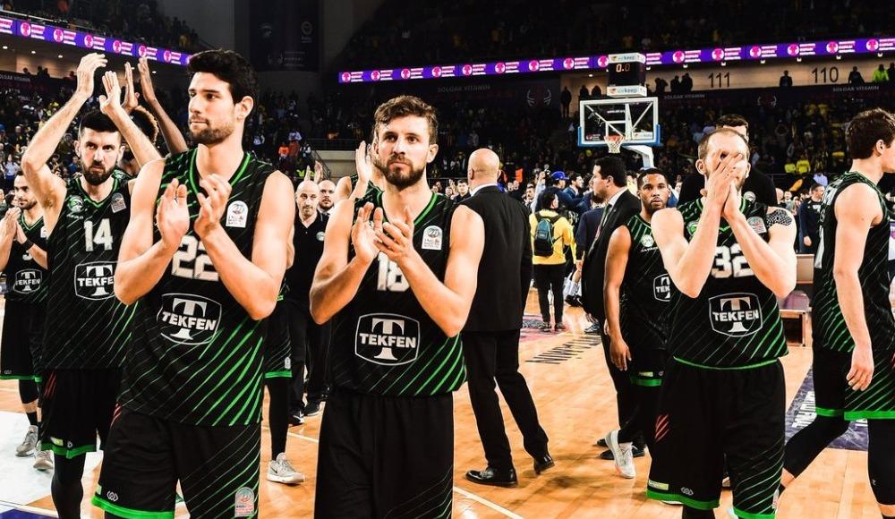 Darüşşafaka Tekfen, Basketbol Şampiyonlar Ligi'nde
