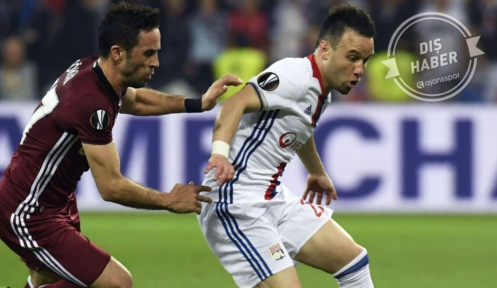 "Valbuena'dan Beşiktaş sözleri: ""Onlara karşı..."""