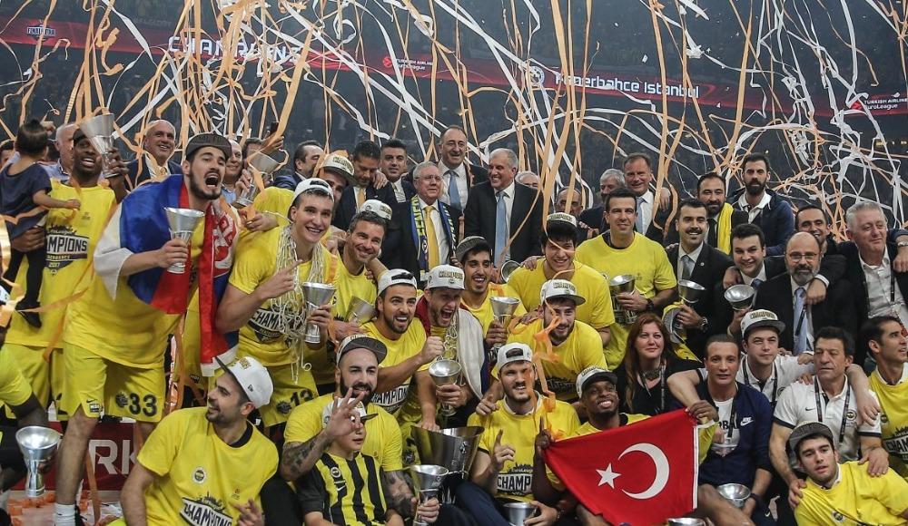 Fenerbahçe'den Galatasaray'a olay gönderme