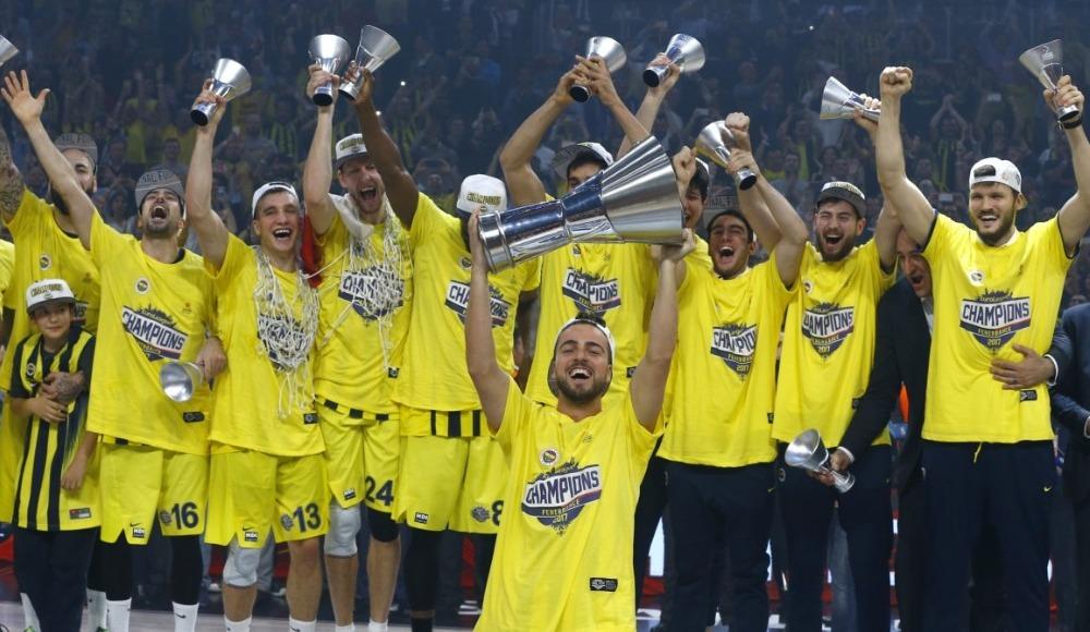 Fenerbahçe Beko'nun Euroleague şampiyonluğu unutulmadı!