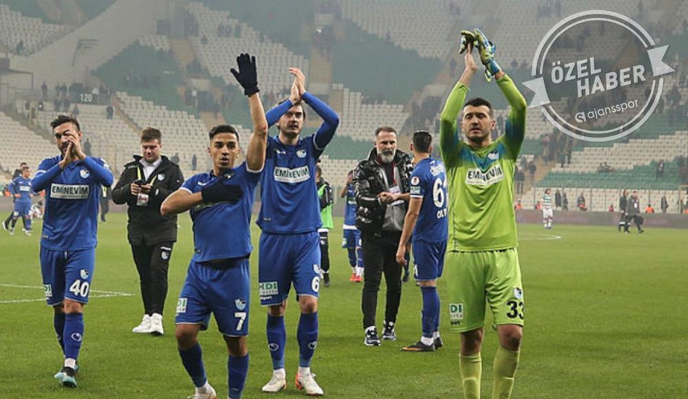 Erzurumspor'a büyük destek