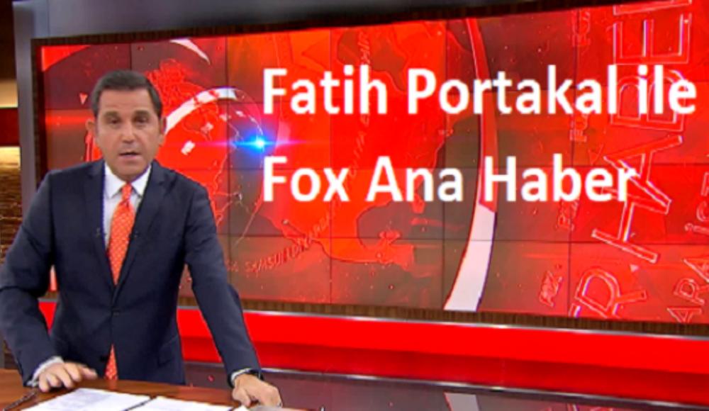 FOX TV canlı izle! (Fatih Portakal ile Fox Ana Haber)