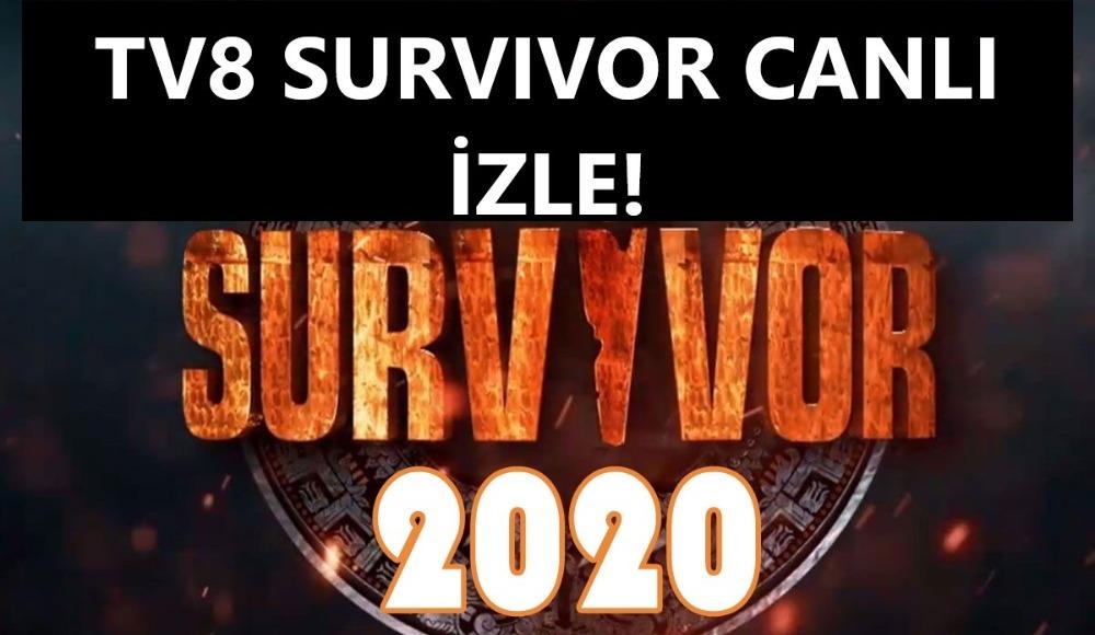 Survivor canlı izle | 83. bölüm canlı yayın | TV8 naklen seyret