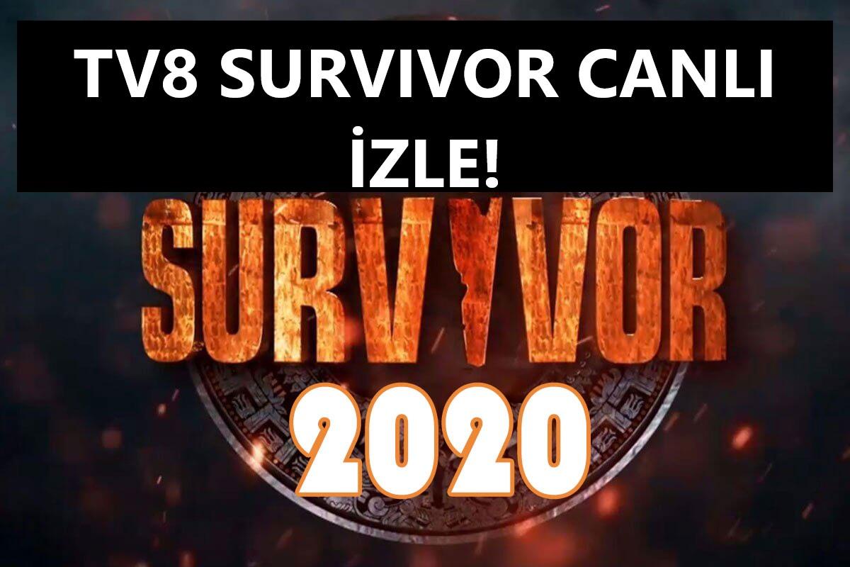 Survivor canlı izle | 91. bölüm canlı yayın | TV8 naklen seyret