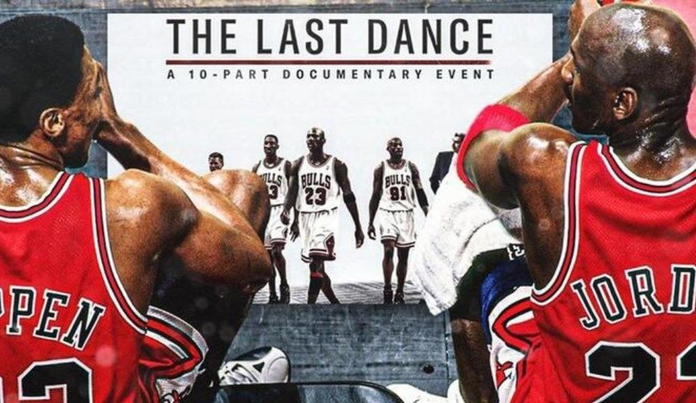 Spor camiasından The Last Dance yorumu!
