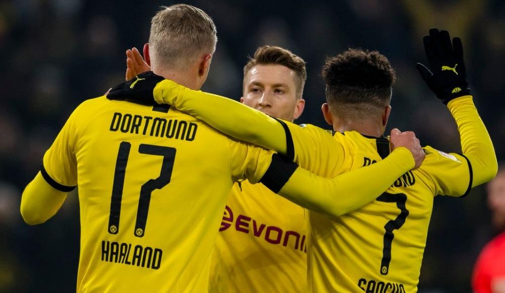 CANLI İZLE: Paderborn - Borussia Dortmund