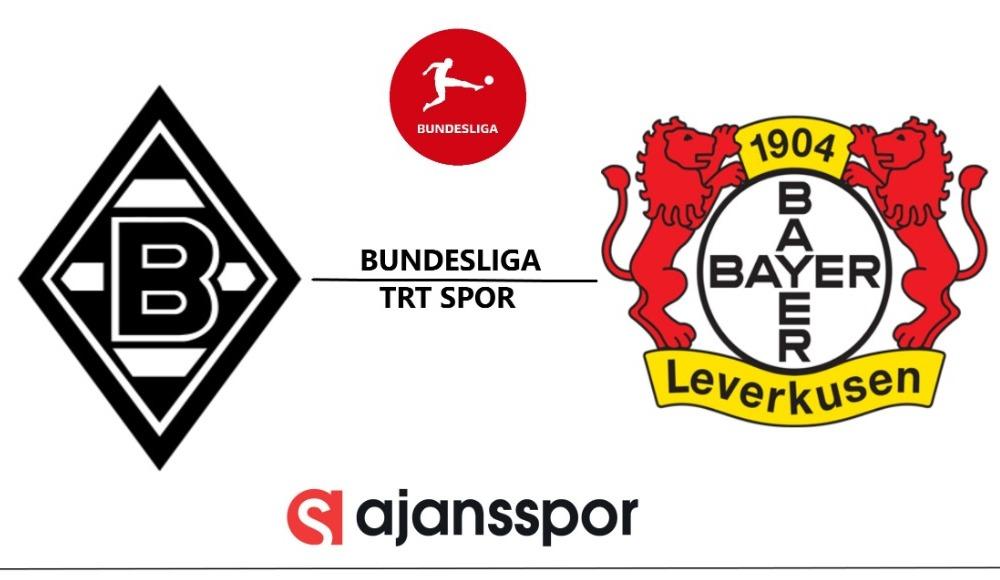 Mönchengladbach - Bayer Leverkusen (Canlı Skor)